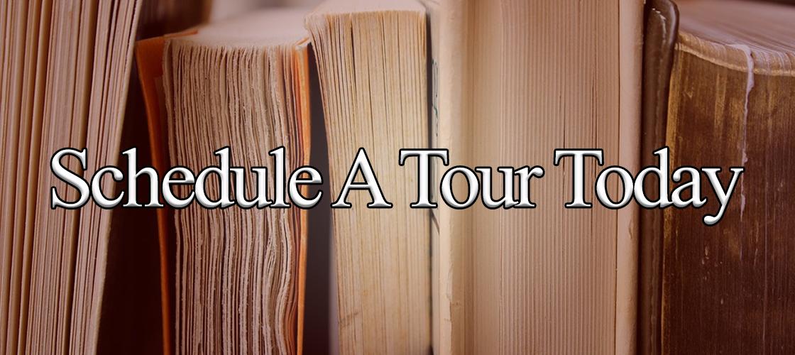 Schedule a Tour Page 1120x500