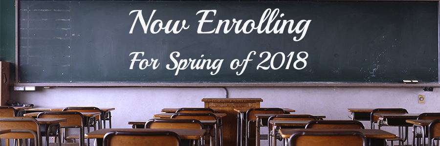 Now-Enrolling-for-Spring