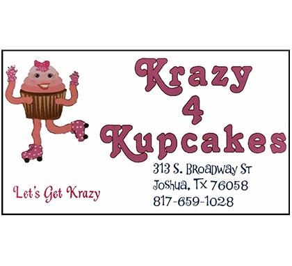 Krazy 4 Kupcakes 420x382