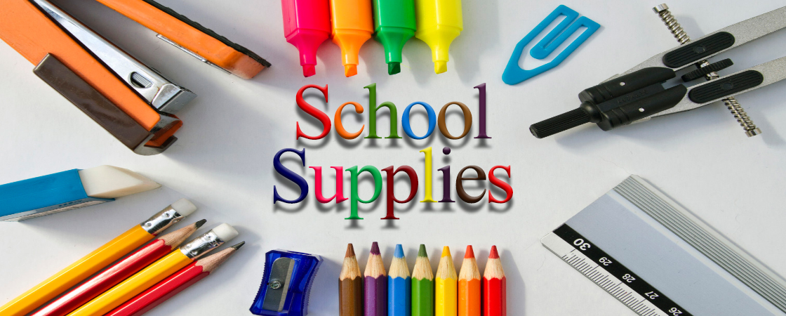 School Supply 1120x450