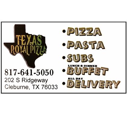 Texas Royal Pizza 420x382