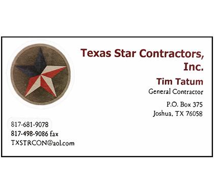 Texas Star Contractors 420x382